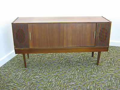 Vintage Radiogram, Westminster Radio, Retro record player, refurb. Northants