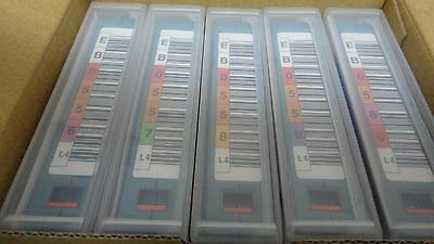 NEW!  20 Maxell LTO4 Ultrium4 Data Cartridge Bar Code LTOU4/800 183906 22919700