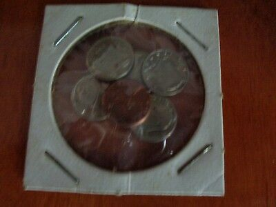 U.S. Coin Miniature collection dollar to penny all 6 coins  take a look  Rare