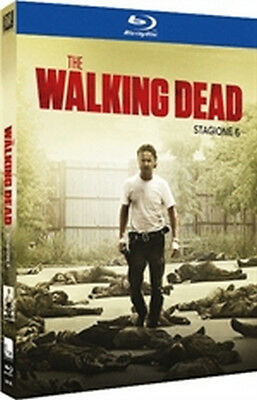 The Walking Dead - Stagione 6 (5 Blu-Ray Disc) - ITALIANO ORIGINALE SIGILLATO -