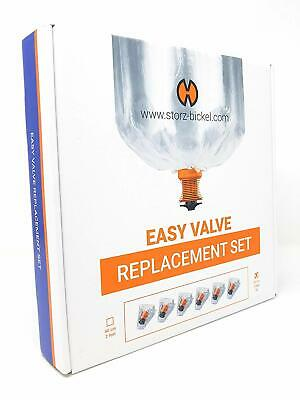 Volcano Vaporizer Parts - Easy Valve XL Balloons X 6 - Replacement Large Size