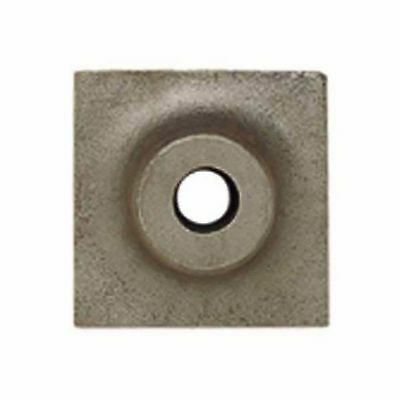 """48-62-4055 Milwaukee 1-1/8"""" Hex 8"""" X 8"""" Tamper Plate - Only"""