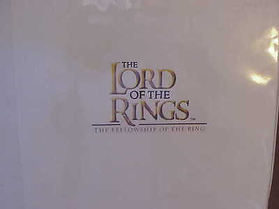 272 Topps Lord of the Rings 3 Groups of 90 +extra LOTR Movie Trading Cards MINT