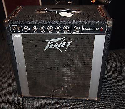 Peavey Pacer 1x12 electric guitar combo amp