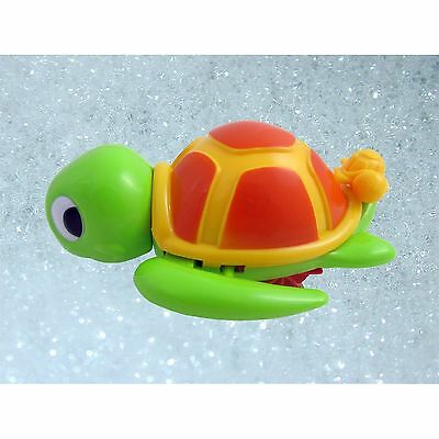 Bulk lot 4 x Bath swimming Turtle & Crocodile Bathtub Toy for Kids