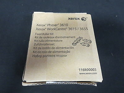 New Xerox Paper Feed Roller Kit for the Xerox Phaser 3610 116R00003