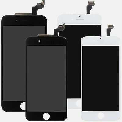 Refurbish OEM Original iPhone LCD Glass Lens Touch Screen Digitizer Assembly USA