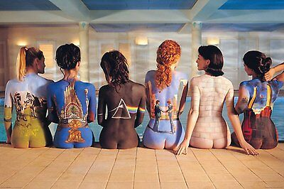 PINK FLOYD Back Catalogue 24 x 36 THE WALL Dark Side of the Moon LARGE POSTER
