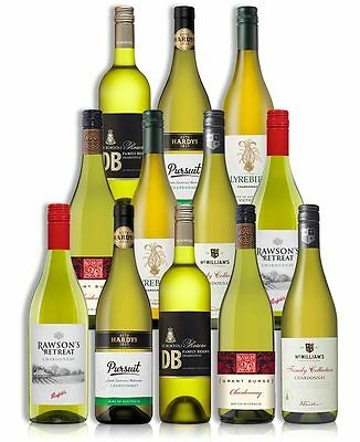 Chardonnay Lovers Mix (12 Bottles)