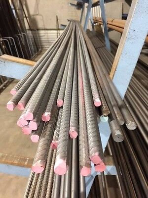 STEEL ROUND REO DEFORM BAR 16mm x 6MTR