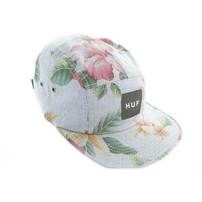 HUF Men's Hat Baseball Cap OS Blue New 100% Cotton Limited LAFO