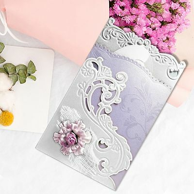Mom&Baby Wave Cutting Dies Stencils for DIY Embossing Album Paper Card Crafts