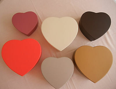Heart Shaped Cardboard Boxes for all occasions
