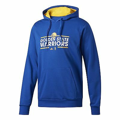 NEW Golden State Warriors NBA Basics Pullover Hoodie by adidas