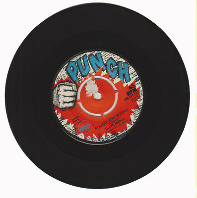 The Melodians / Upsetters* – Round And Round