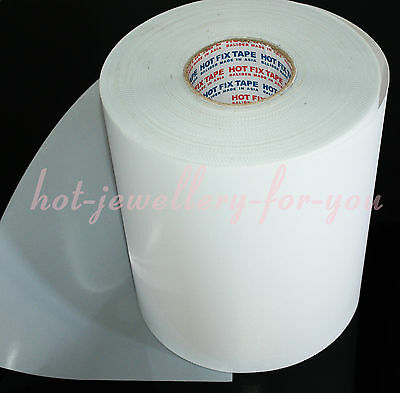 Mylar Paper Acrylic Transfer Tape Adhesive Iron on Rhinestone Motif Dance Cloth