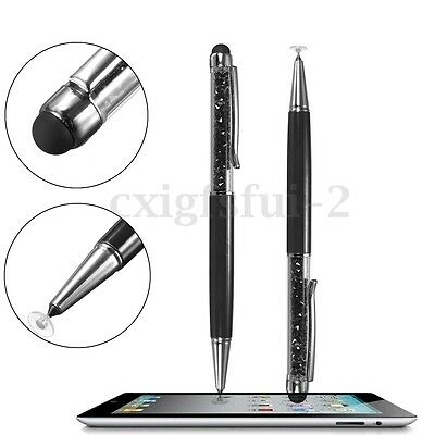 Accurate Capacitive &Resistive Stylus Touch Pen for iPhone Samsung iPad Tablet