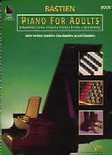 BASTIEN PIANO FOR ADULTS Book 1 Book only