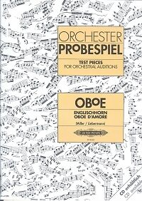 TEST PIECES FOR ORCHESTRAL AUDITIONS Oboe