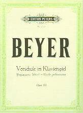 BEYER PREPARATORY METHOD Op101 PIANO