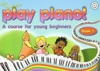 PLAY PIANO Book 1 Haughton Young Beginners Bk/CD*