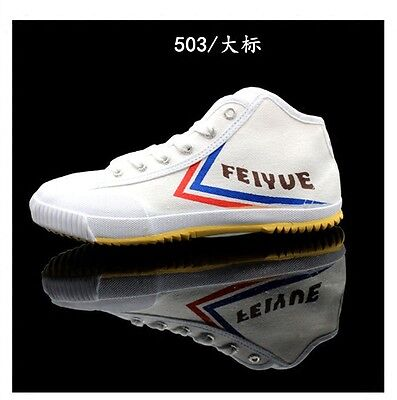 NEW Feiyue 503 Parkour Training Martial Arts Wushu Kung Fu Shoes