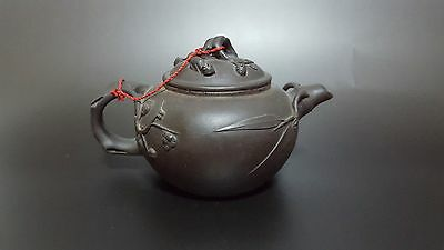 An Old Chinese Tea Pot