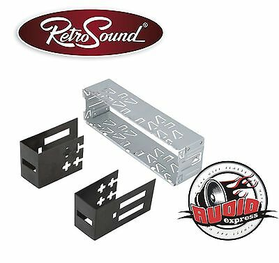 Retrosound RSP 294 1 DIN Installation Metal frame Bracket Model Two,Classic,
