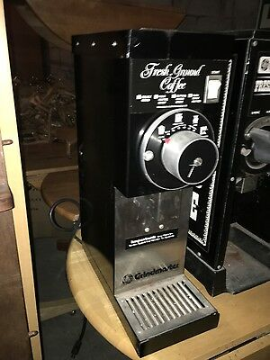 Grindmaster 825 Automatic Commercial Coffee Grinder Bulk Retail Cafe, 1/2 Hp  EH
