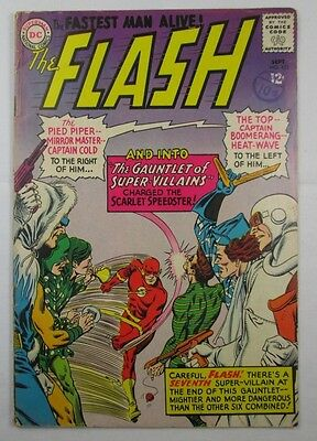 The Flash #155 1965 Fairly Nice Vintage Condition