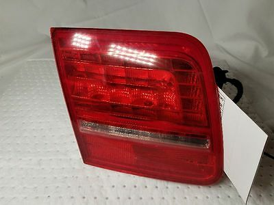 *left Tail Light* Driver Side Trunk Mounted 08-10 Audi A8 Oem, Nice!