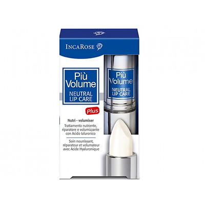 INCAROSE PIU' VOLUME Neutral Lip care Plus