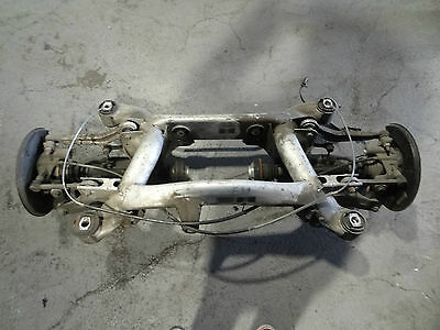 BMW E39 5 series_ M5 S62 400PS V8 5,0 Hinterachse Axle Carrier Rear mount