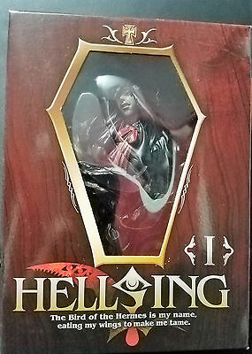 Hellsing-Arucard-Relief-Figure-JAPAN-ANIME. Ova wall mount