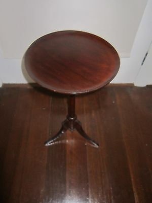 Vintage Small Wine Side Table