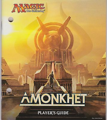 MTG Magic - Amonkhet Player's Guide ( from Bundle )