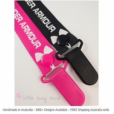 Sport Dummy Clip - Pacifier Clips - Soother Chain (DC100386)