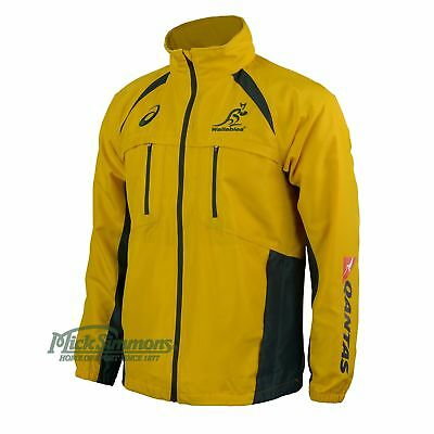 NEW Wallabies 2017 Match Day Jacket by Asics