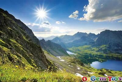 Trefl 27047 - The Tatras - The Valley Of Five Polish - Jigsaw Puzzle 2000 Pieces