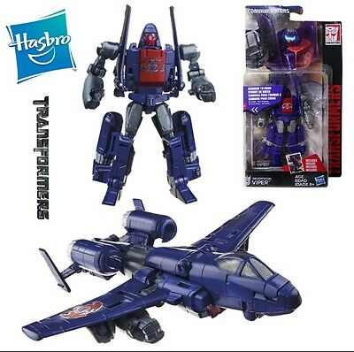 Transformers Generations Combiner Wars Legends Class Viper 8CM New in Box