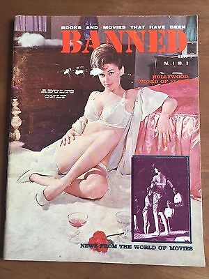 Banned (books and movies that have been) Vol.1 No.3