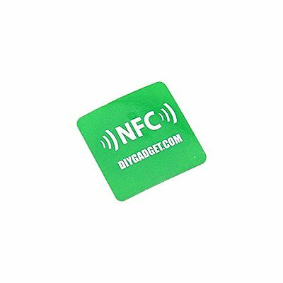 10, 20, 50 PCS NFC 215 NTAG 215 Sticker Tag TagMo Compatible (Ships from Canada)