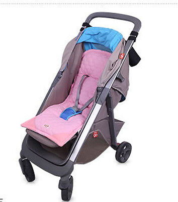Baby Infant pushchair stroller seat cushion buggy warm thick mat car seat liner
