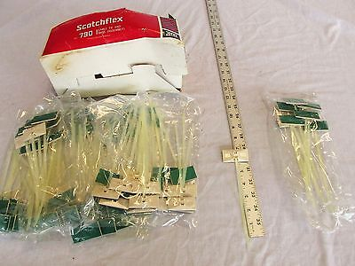 Scotchflex #790 Cable tie and Base Assembly 88pcs Zip Ties Cable Ties