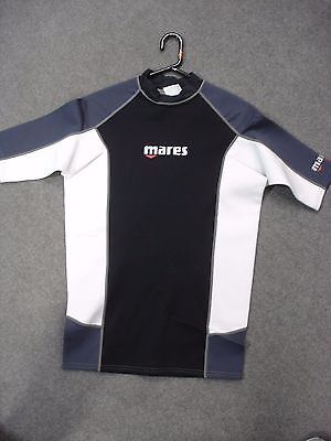 Promo Mares T Shirt Thermo Guard Neoprene 0.5 Mm Uomo Tg M Da Landisport