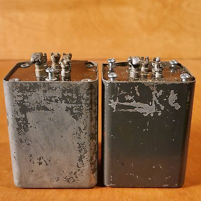 Utc Tube Preamp, Input, Line To Line Transformer Pair (2) 150:600 (Ls) Usa