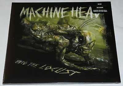 Machine Head Unto The Locust New Original Double Etched Gatefold Vinyl LP NEW