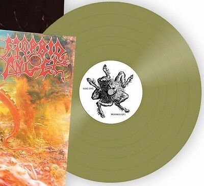 MORBID ANGEL – Blessed Are The Sick – GOLD LP (LTD 300) – NEW & SEALED preorder