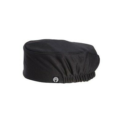 Chef Works Total Vent Beanie - DFAOBLK0 allover cool vent beanie BLACK L@2KY