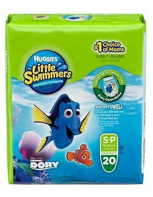 Huggies Finding Dory Nemo Swimmers Swim Diapers Pants Size S M L Small Med Large
